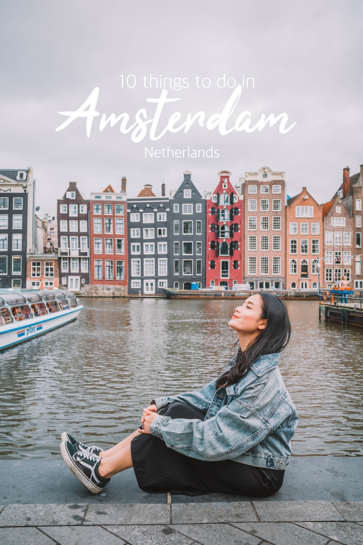 10 Things to do inAmsterdam